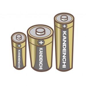 電池の捨て方、廃棄方法