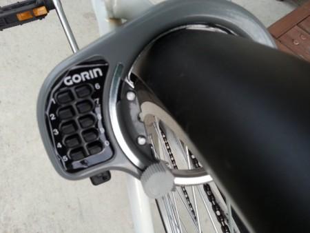 自転車 錠 交換