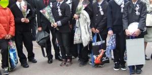 卒業式 靴01